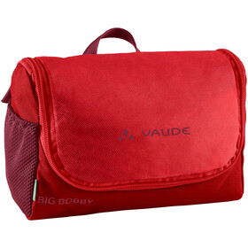 VAUDE Big Bobby Wash Bag Kids, mars red
